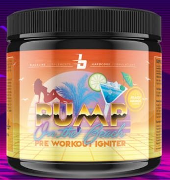 blackline supplements pump on the beach booster